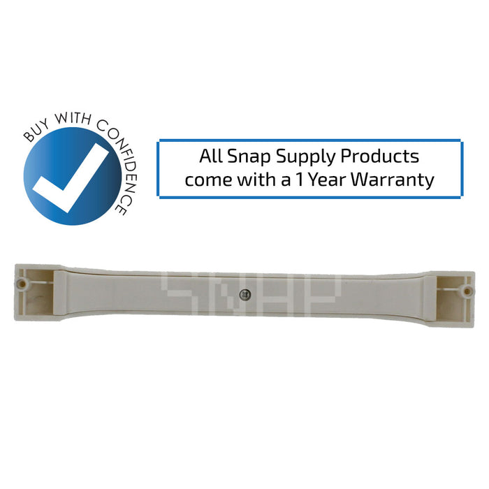 WB15X322 Microwave Door Handle for GE - Snap Supply -Home Improvement [Product_Sku]