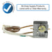 WB20K8 Oven Thermostat for GE - Snap Supply -Oven Parts and Accessory [Product_Sku]