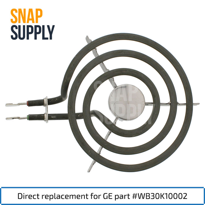 "WB30K10002 Elemento de superficie de 6 ""para GE - Snap Supply -Element [Product_Sku]"