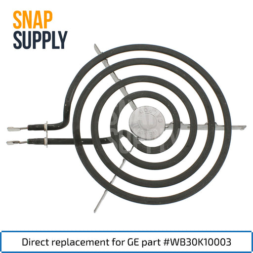"WB30K10003 8"" Surface Element for GE - Snap Supply -Element [Product_Sku]"