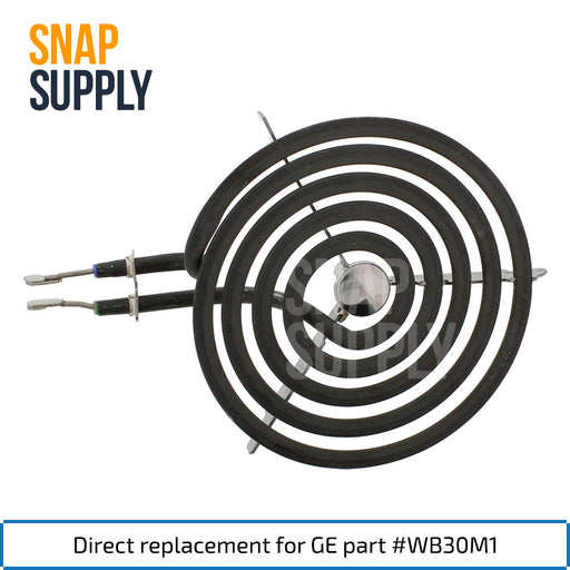 "WB30M1 6"" Surface Element for GE - Snap Supply -Element [Product_Sku]"
