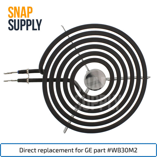 "WB30M2 8"" Surface Element for GE - Snap Supply -Element [Product_Sku]"