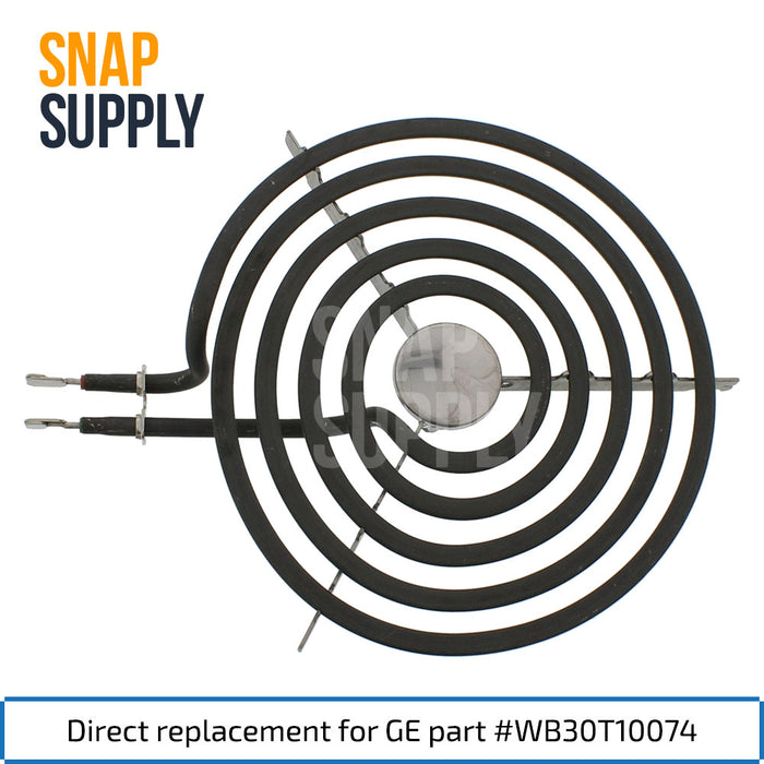 "WB30T10074 8"" Surface Element for GE - Snap Supply -Element [Product_Sku]"
