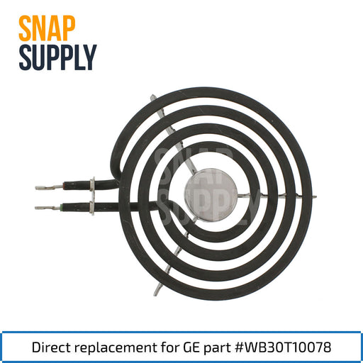 "WB30T10078 6"" Surface Element for GE - Snap Supply -Element [Product_Sku]"