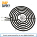 "WB30X20481 8"" Surface Element for GE - Snap Supply -Element [Product_Sku]"