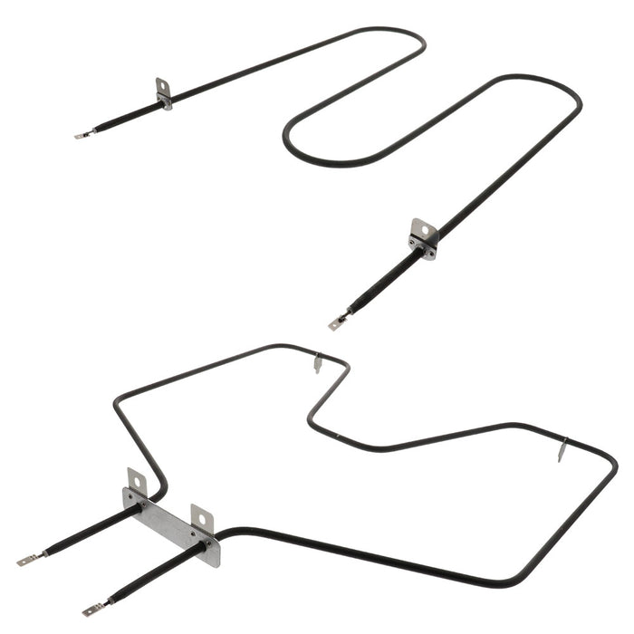 WB44K5012 & WB44X232 Bake & Broil Element Kit for GE