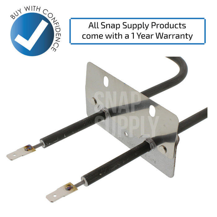 WB44K5013 Bake Element for GE - Snap Supply -Element [Product_Sku]