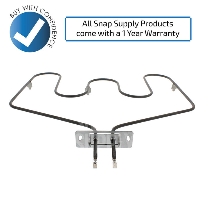 WB44X10016 Bake Element for GE - Snap Supply -Element [Product_Sku]