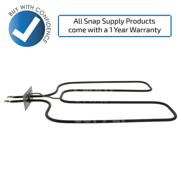 WB44X173 Broil Element for GE - Snap Supply -Element [Product_Sku]