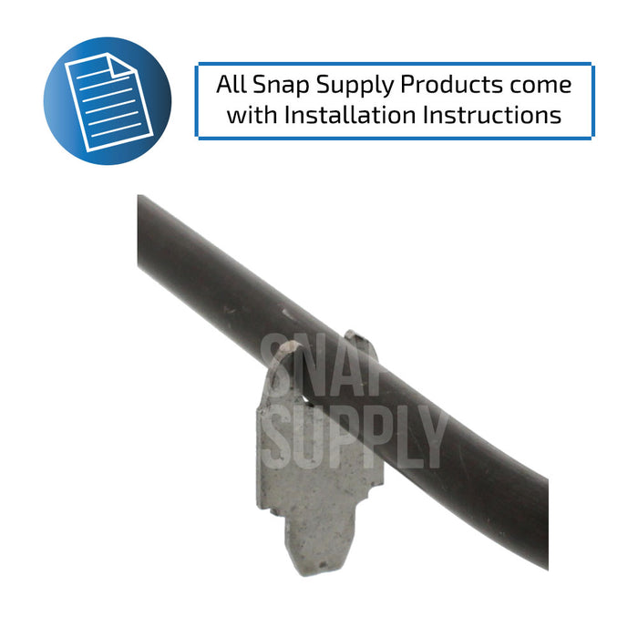 WB44X196 Bake Element for GE - Snap Supply -Element [Product_Sku]
