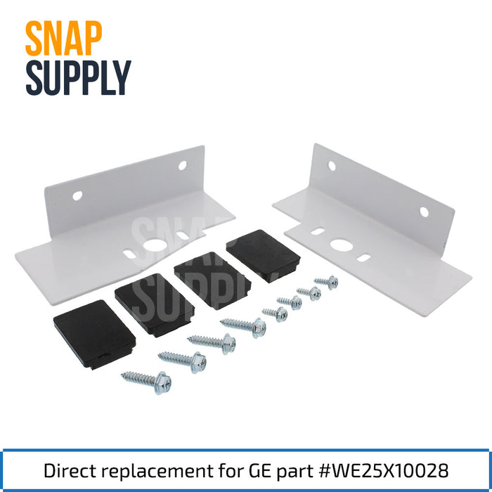 WE25X10028 Stacking Kit for GE - Snap Supply -Home Improvement [Product_Sku]