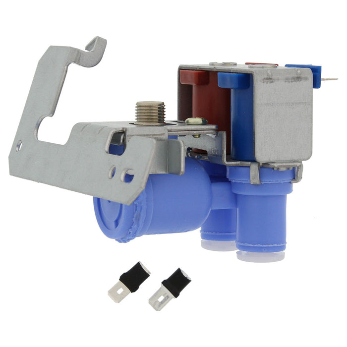 WR57X10051 Water Valve for GE - Snap Supply -Refrigerator Parts and Accessory [Product_Sku]