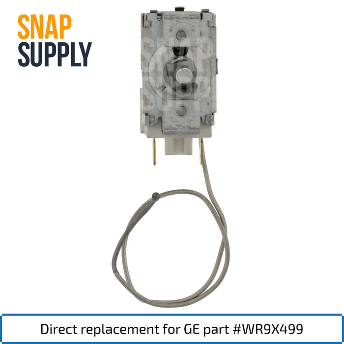 WR9X499 Cold Control for GE - Snap Supply -Refrigerator Parts and Accessory [Product_Sku]