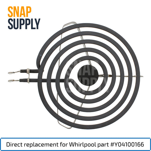 "Y04100166 8"" Surface Element for Whirlpool - Snap Supply -Element [Product_Sku]"