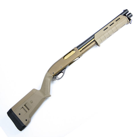 "S&J Custom Shotgun -  Rem 870 14"" Burnt Bronze"
