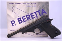 Beretta Series 70, Model 71 .22 LR frame safety