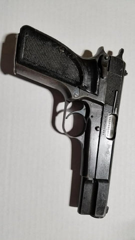 Military Surplus FN Browning Hi-Power -  9x19 NATO Grade 2