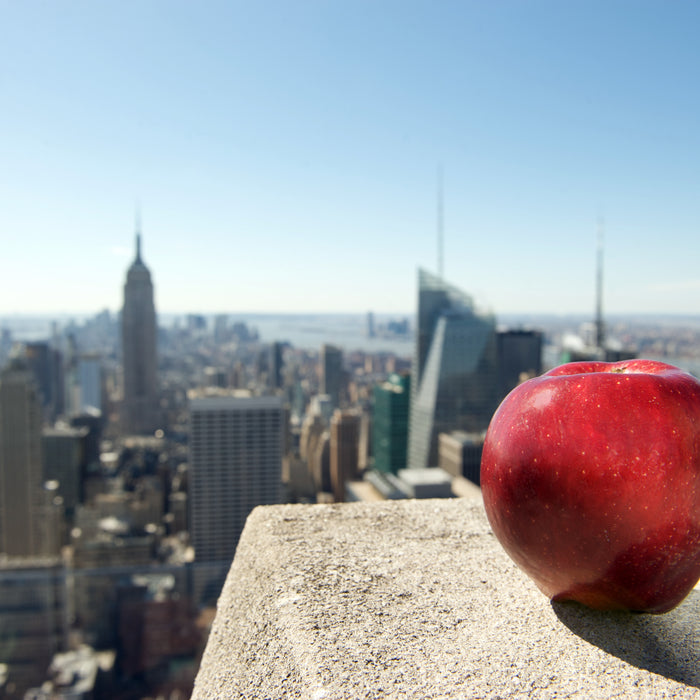 La Big Apple vista da me!