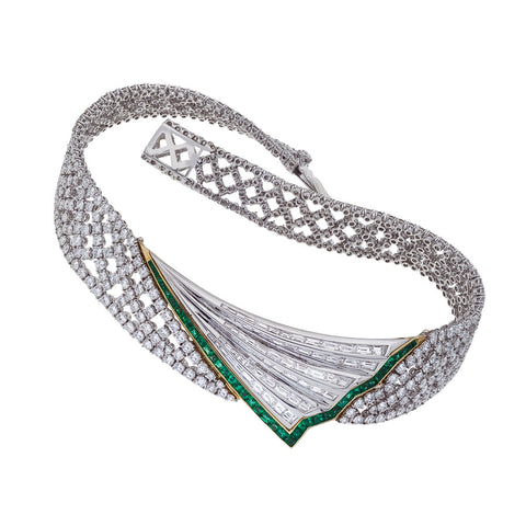 Couture Glamour Choker