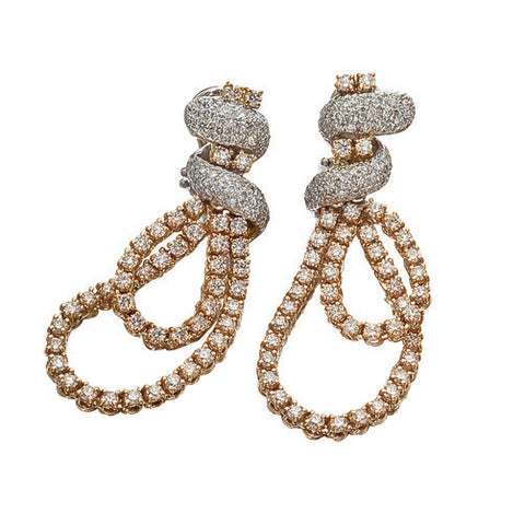 Couture Elegance Earrings