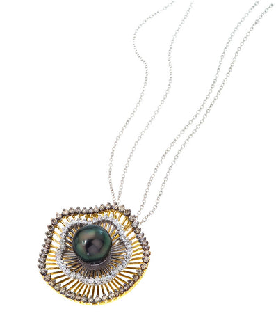 Sistina Small Flower Pendant