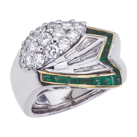 Couture Glamour Ring
