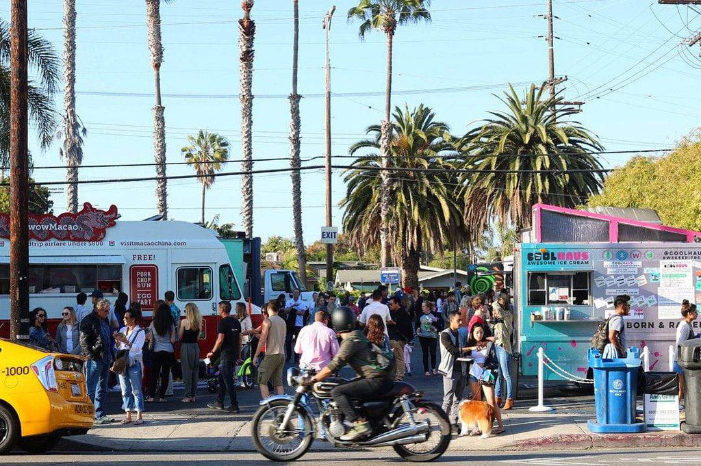 FOOD TRUCK IT: LA TOP 7