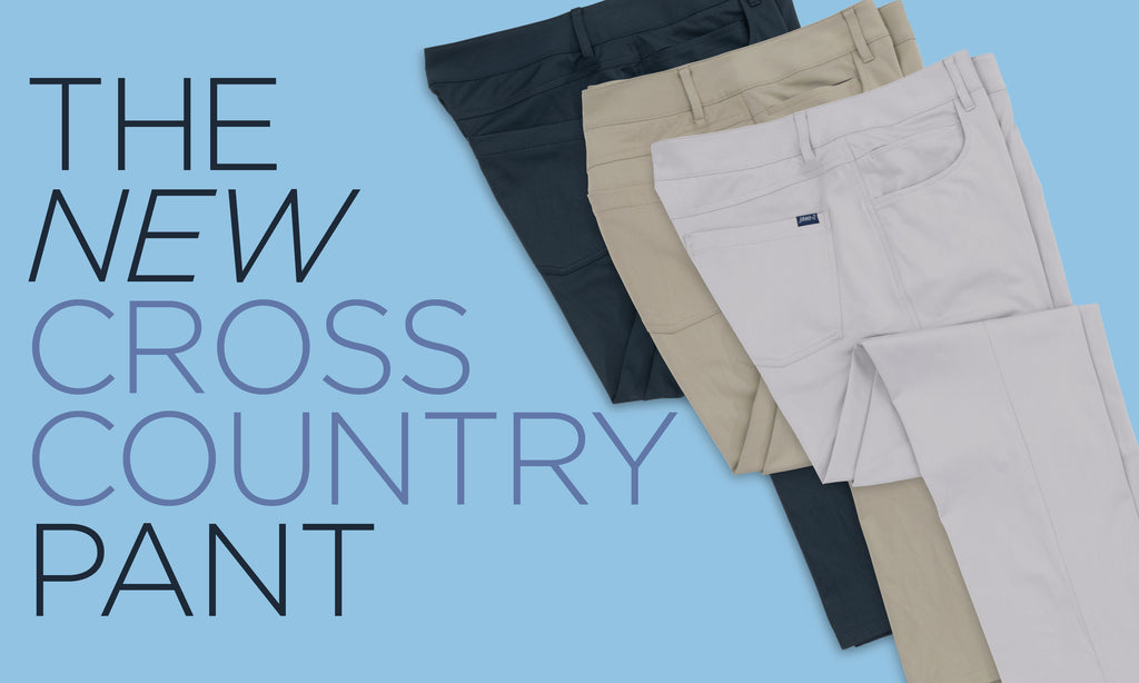 The Cross Country Pant