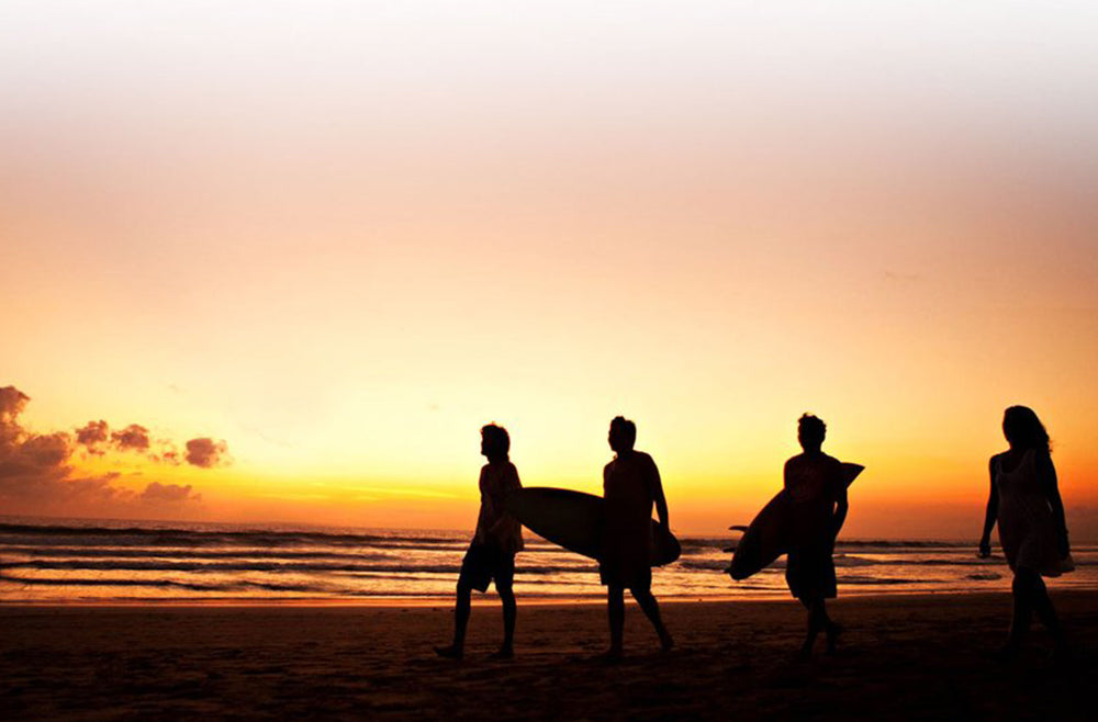 The Four Best Beaches for Winter Surfing