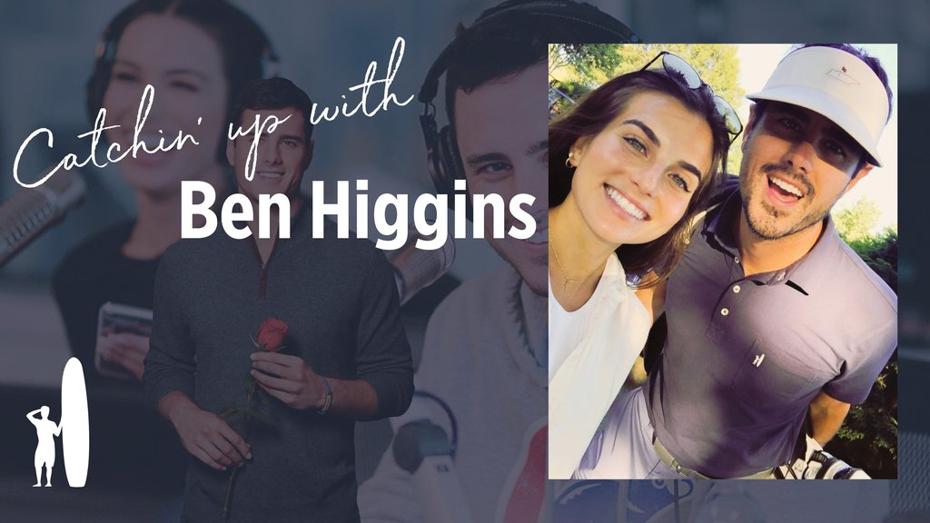 Ben Higgins: Friend of johnnie-O!