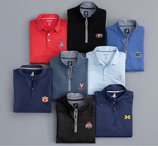 REP YOUR SCHOOL: SHOP OUR NCAA GEAR