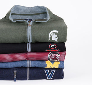 johnnie-O Collegiate Collection
