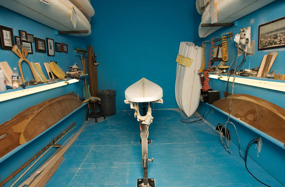 West Coast Prep Hits the Waves Thanks to SoCal Surfboard Shaper