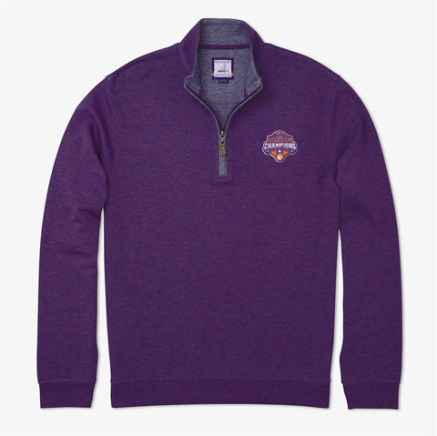 Clemson University 2018 National Champions Sully 1/4 Zip Pullover