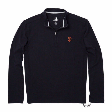 Giants Brady Fleece 1/4 Zip Pullover