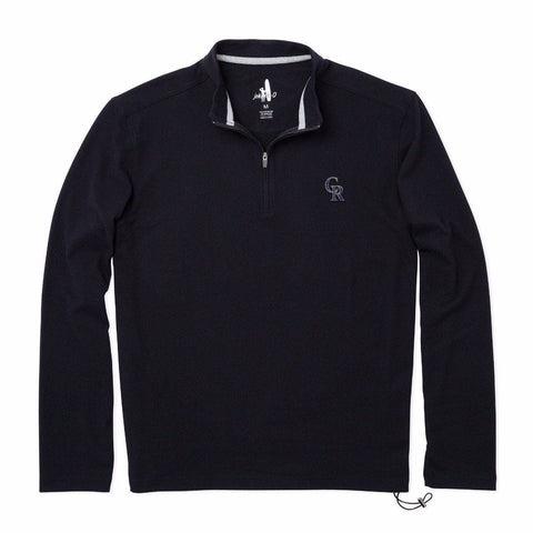 Rockies Brady Fleece 1/4 Zip Pullover