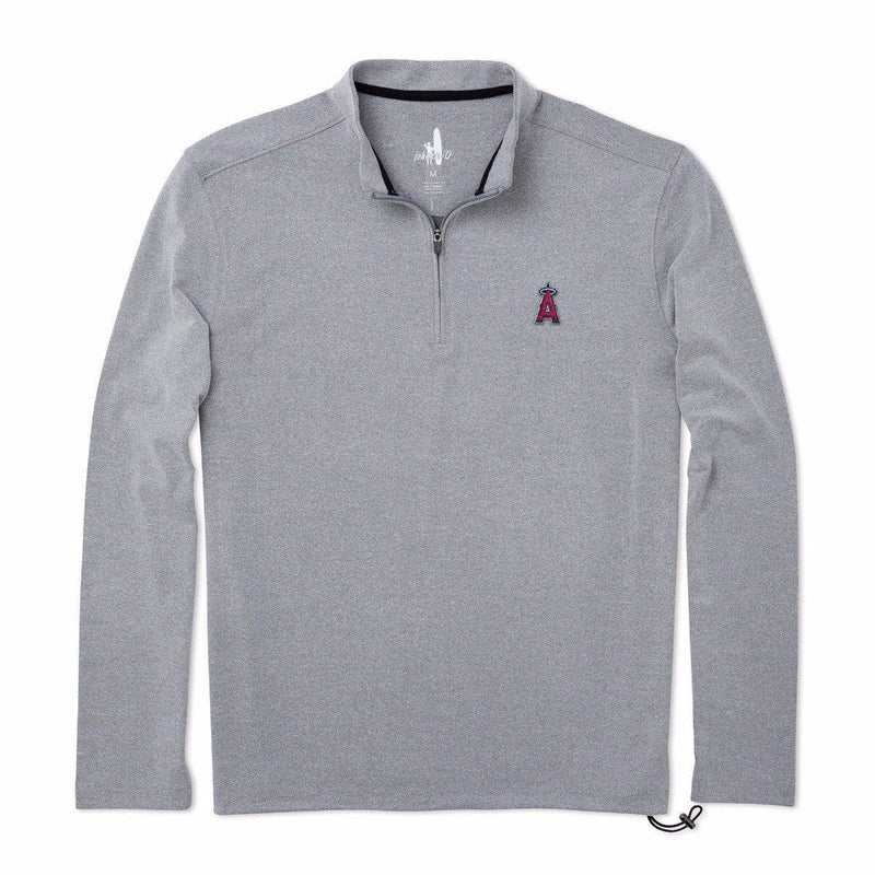 Angels Brady Fleece 1/4 Zip Pullover