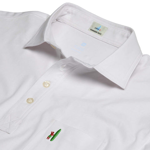 The Holiday Original 4-Button Polo