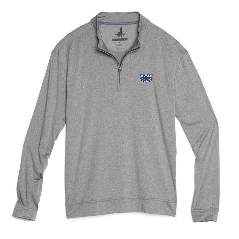 Florida Atlantic University Flex PREP-FORMANCE 1/4 Zip Pullover