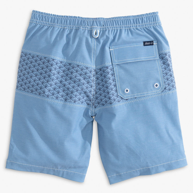 Inagua Jr. Half Elastic Swim Short