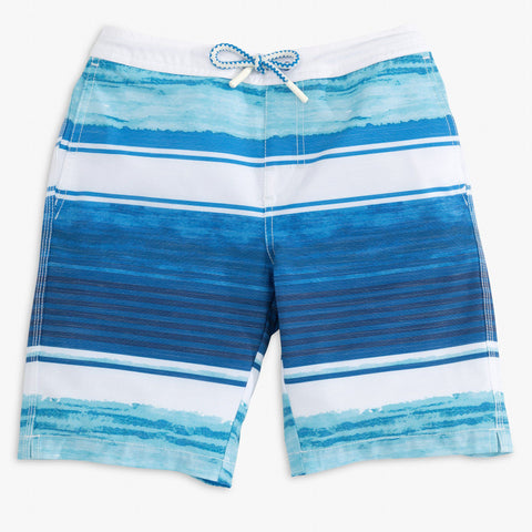Trellis Jr. Half Elastic Swim Short