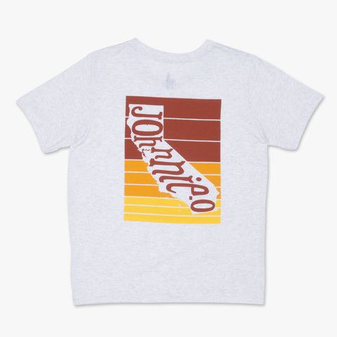 Cali Stripe Jr. T-Shirt