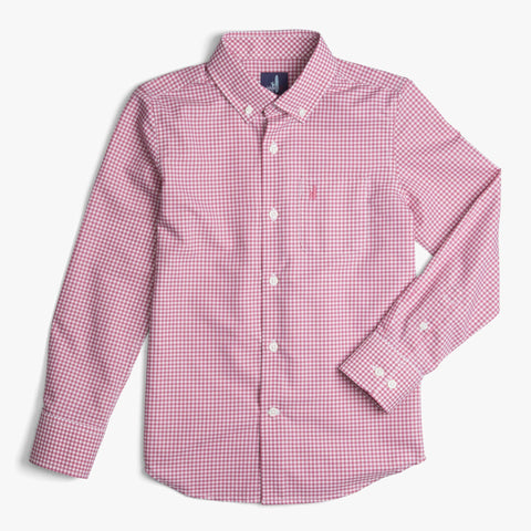 Augusta Jr. PREP-FORMANCE Button Down Shirt
