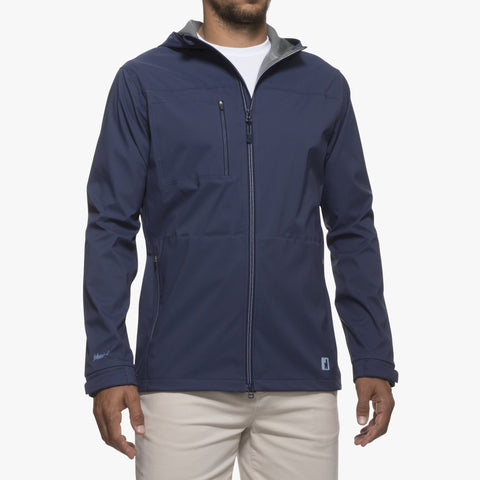 Reece Seam-Sealed Waterproof Rain Jacket