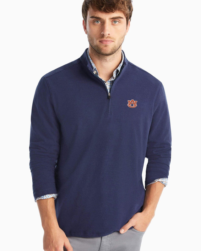 Auburn University Brady Fleece 1/4 Zip