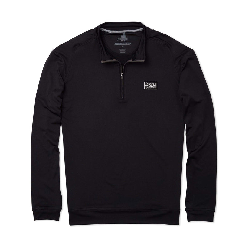 Squash Doubles Association Flex PREP-FORMANCE 1/4 Zip Pullover