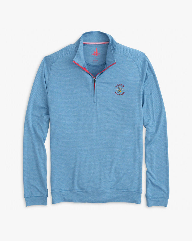 120th U.S. Open Vaughn Striped 1/4 Zip PREP-FORMANCE Pullover