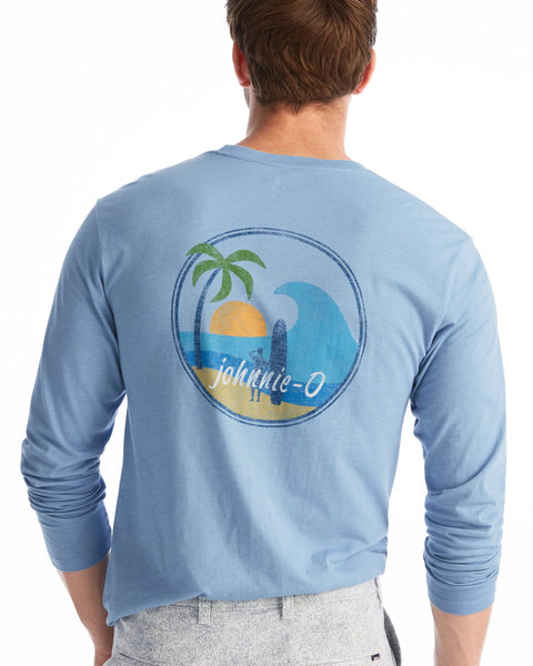 Island Vibes Long Sleeve T-Shirt