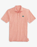 University Of Florida Lyndon Striped PREP-FORMANCE  Polo