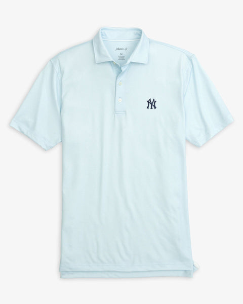 Yankees Brickyard PREP-FORMANCE Polo